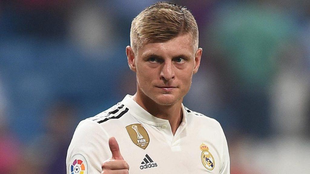 Kroos awalnya akan dilego Real Madrid