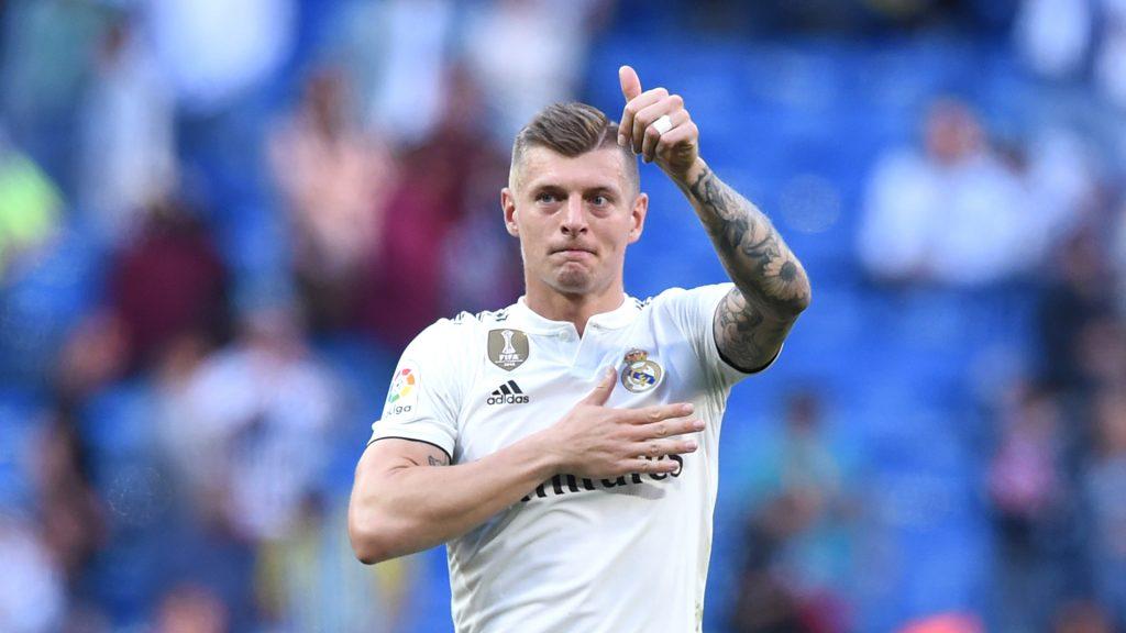 Dengan pertimbangan matang akhirnya Real Madrid perpanjang kontrak Toni Kroos