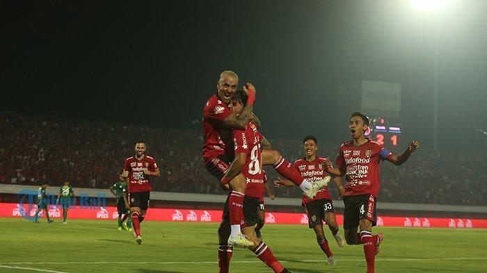 Paulo Sergio jadi penentu kemenangan Bali United atas Persebaya Surabaya