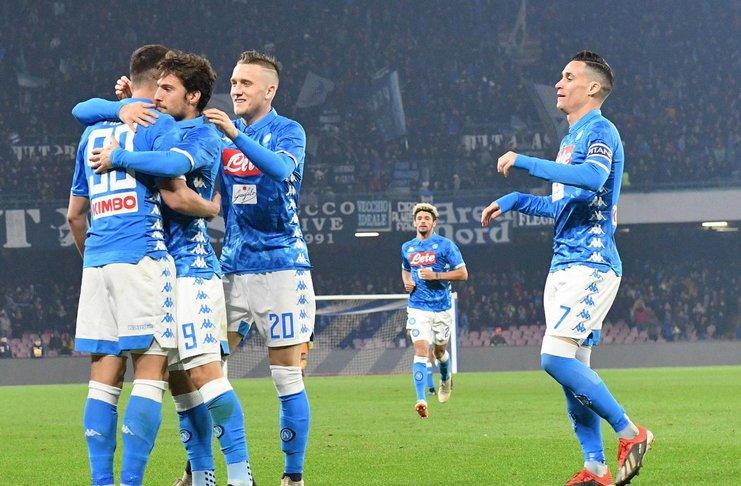 Ketangguhan Napoli akan jadi ujian bagi Inter Milan
