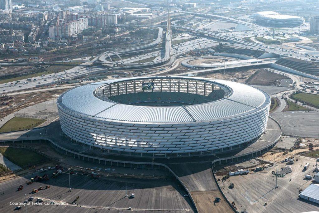 Olympic Stadium Baku Menjadi Venue Final Liga Europa