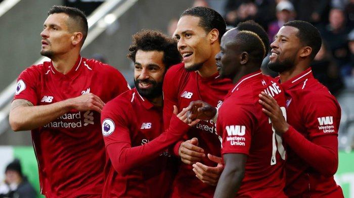 Liverpool Sukses Mengandaskan Perlawanan Newcastle United