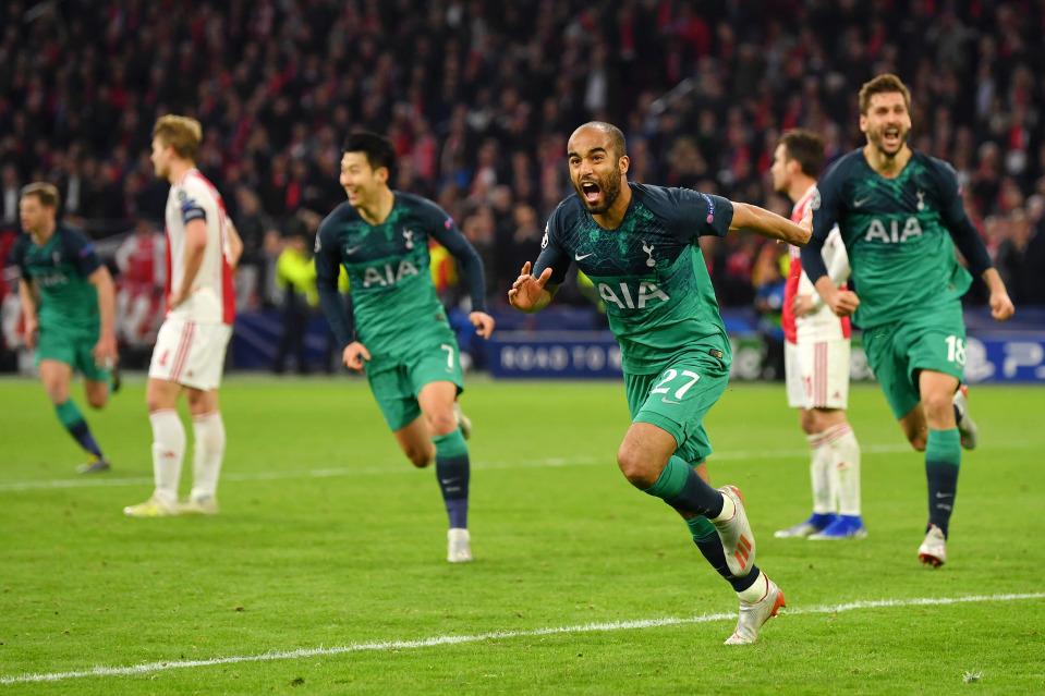 Lucas Moura cetak hattrick dan bawa Spurs ke Final Liga Champions