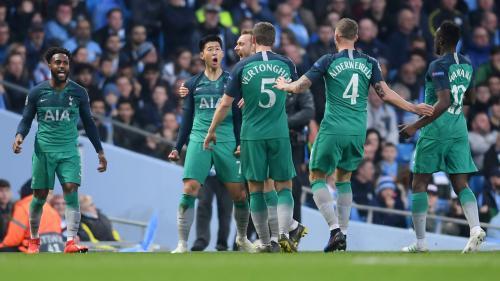 Kemenangan Dramatis Sukses Mengantarkan Tottenham ke Final Liga Champions