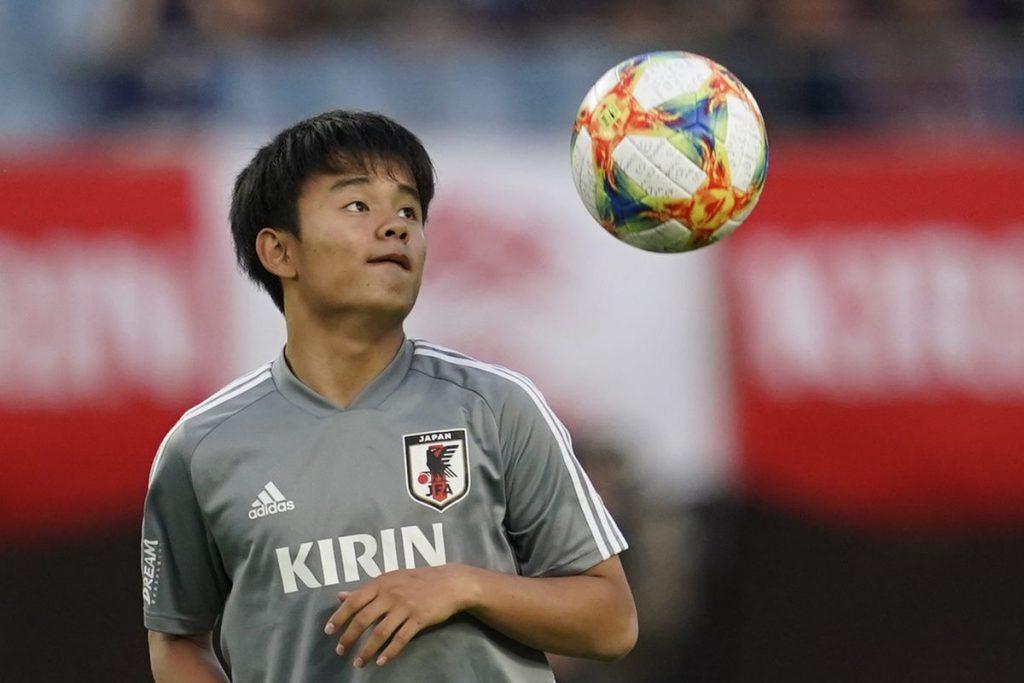 Real Madrid Akhirnya Punya Pesaing Messi Dari Jepang