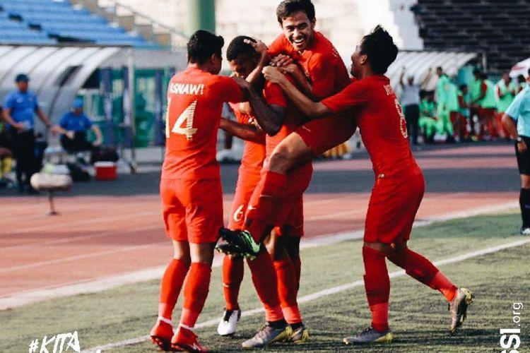 Prediksi Indonesia U-23 vs Thailand U-23 7 Juni 2019, Garuda Muda Siap Tempur