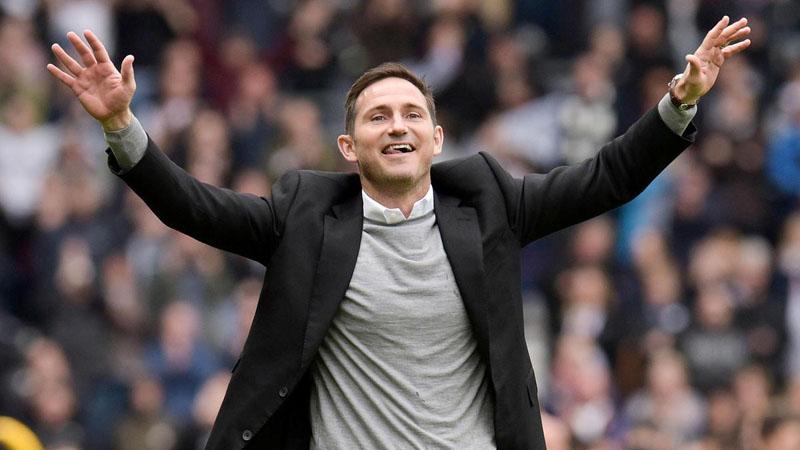 Frank Lampard Selangkah Lagi Menjadi Pelatih Baru Chelsea