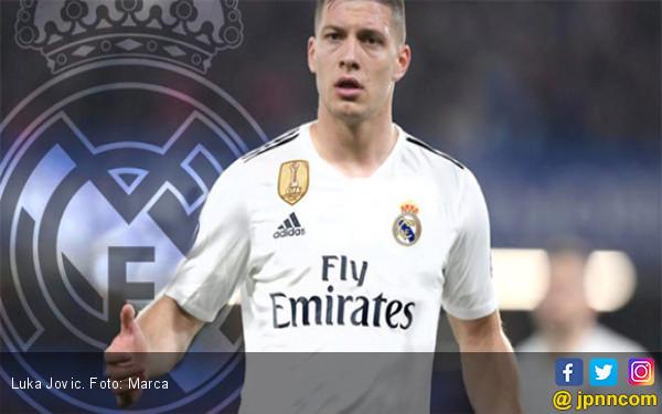 Luka Jovic Secara Resmi Berlabuh Ke Real Madrid