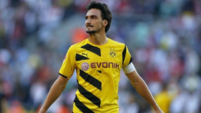 Mats Hummels Secara Resmi Kembali Ke Dortmund