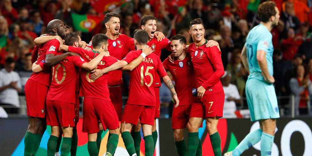 Portugal Juara UEFA Nations League Setelah Menumbangkan Belanda 1-0