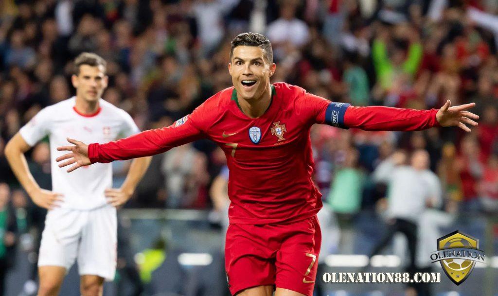 Ronaldo Menjadi Bintang Pada Laga Ini Berkat 3 Golnya