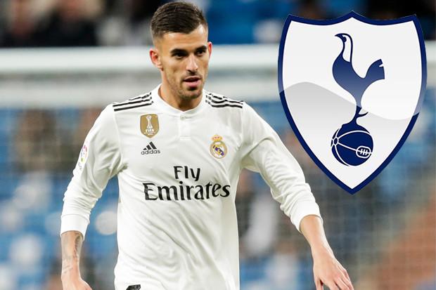 Tottenham Hotspur Hampir Pasti Datangkan Dani Ceballos Dari Real Madrid