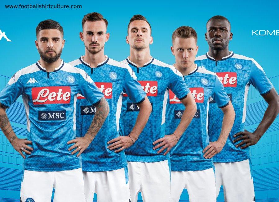 Jersey Napoli Musim 2019-2020