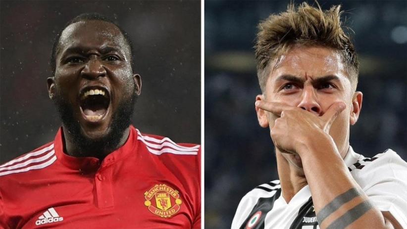 MU dan Juventus Berniat Tukar Lukaku Dengan Dybala