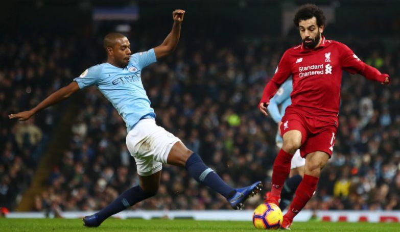 Manchester City dan Liverpool