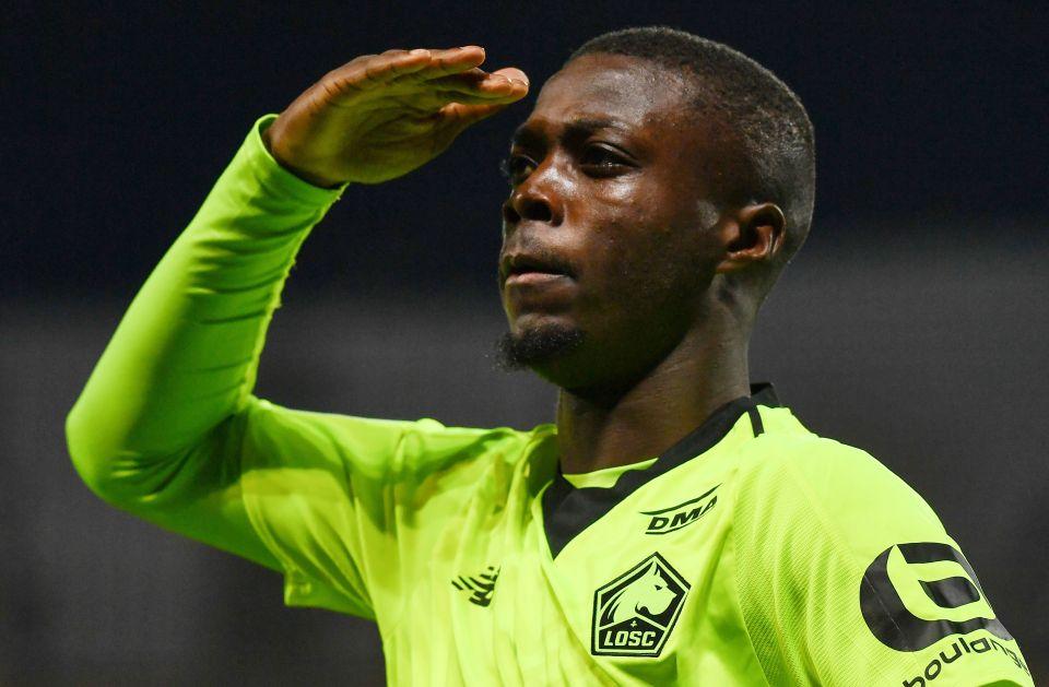 Arsenal Selangkah Lagi Dapatkan Nicolas Pepe