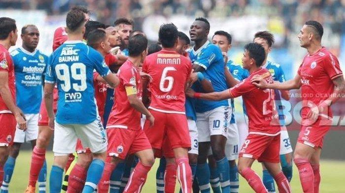Prediksi Persija Jakarta vs Persib Bandung 9 Juli 2018, Duel Seru Kedua Kesebelasan