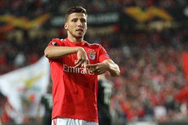 Arsenal Incar Ruben Dias Dari Benfica