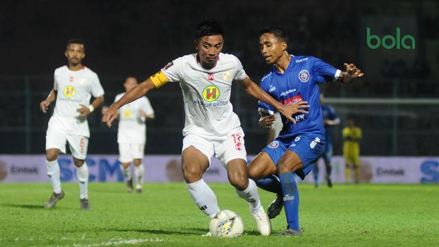 Prediksi Arema FC vs Barito Putera 19 Agustus 2019, Singo Edan Berambisi Meraih Kemenangan