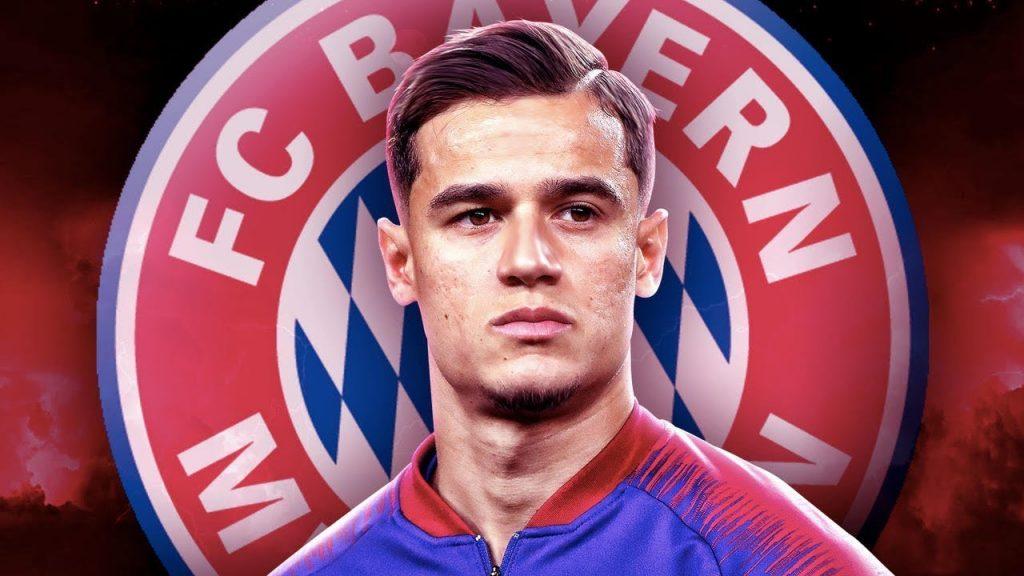 Philippe Coutinho Resmi Ke Bayern Munchen Dengan Status Pinjaman