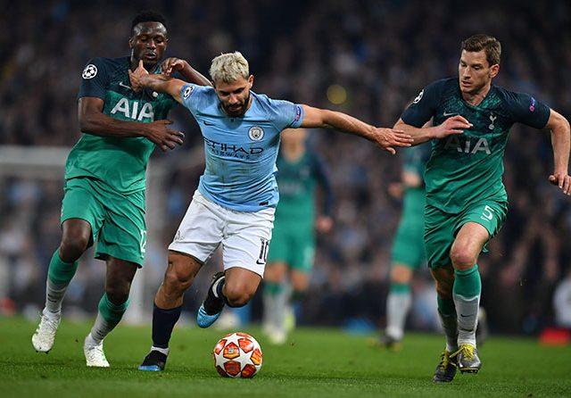Prediksi Manchester City Vs Tottenham Hotspur