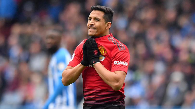Manchester United Dikabarkan Sudah Sepakat Untuk Meminjamkan Sanchez Ke Inter Milan