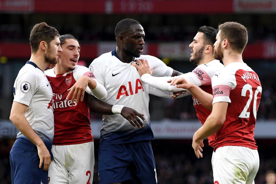 Prediksi Arsenal Vs Tottenham Hotspur, 1 September 2019 ...Tottenham Vs Arsenal