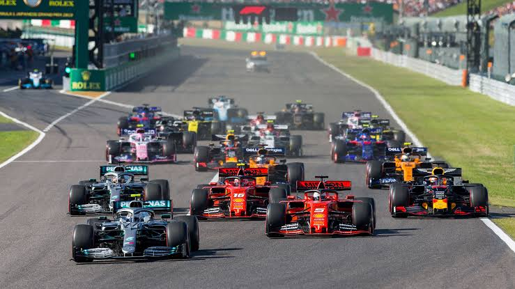 Formula 1.com